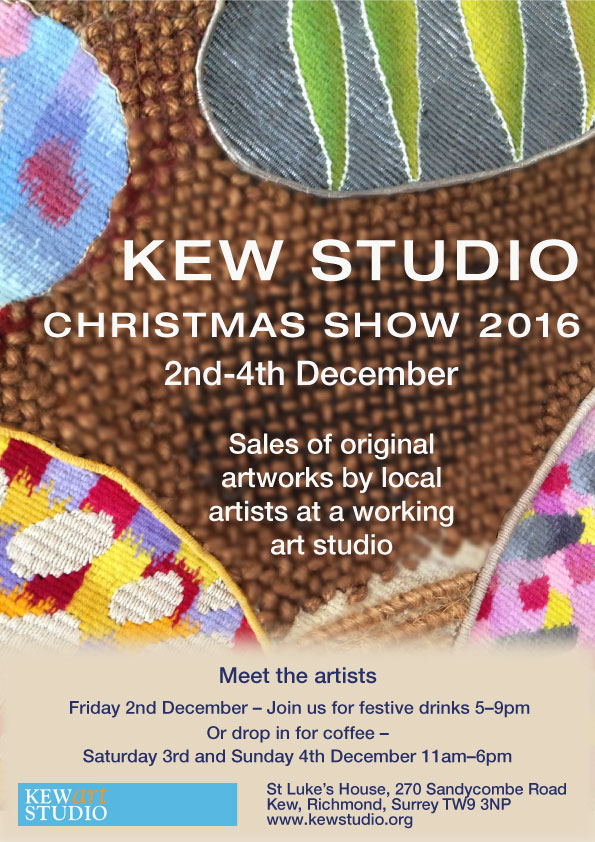 kew-studio-christmas-show-2016-flyer