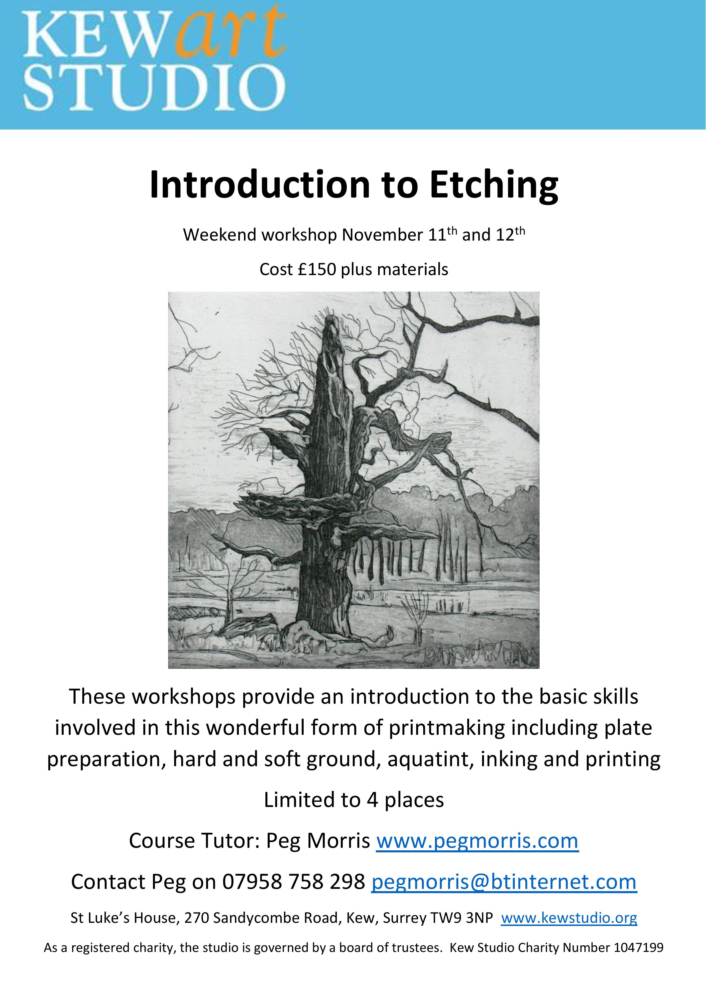 Introduction to Etching November 2017 poster-page-001