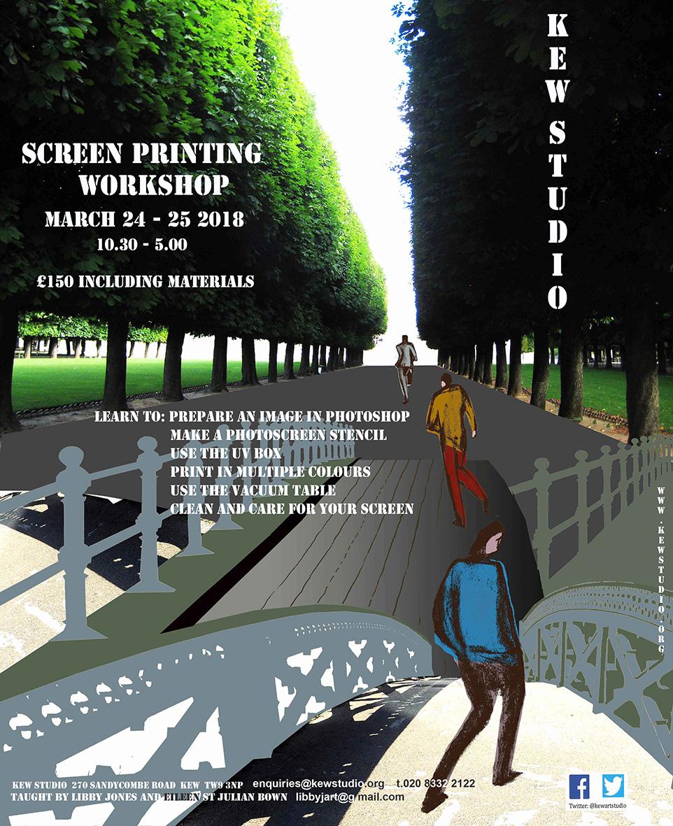 screen workshop March 2018